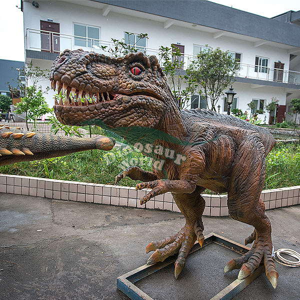Dinosaur Movie for Landscape Products Buyers