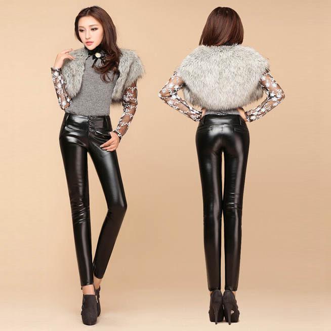 Leather Pants Teen 106
