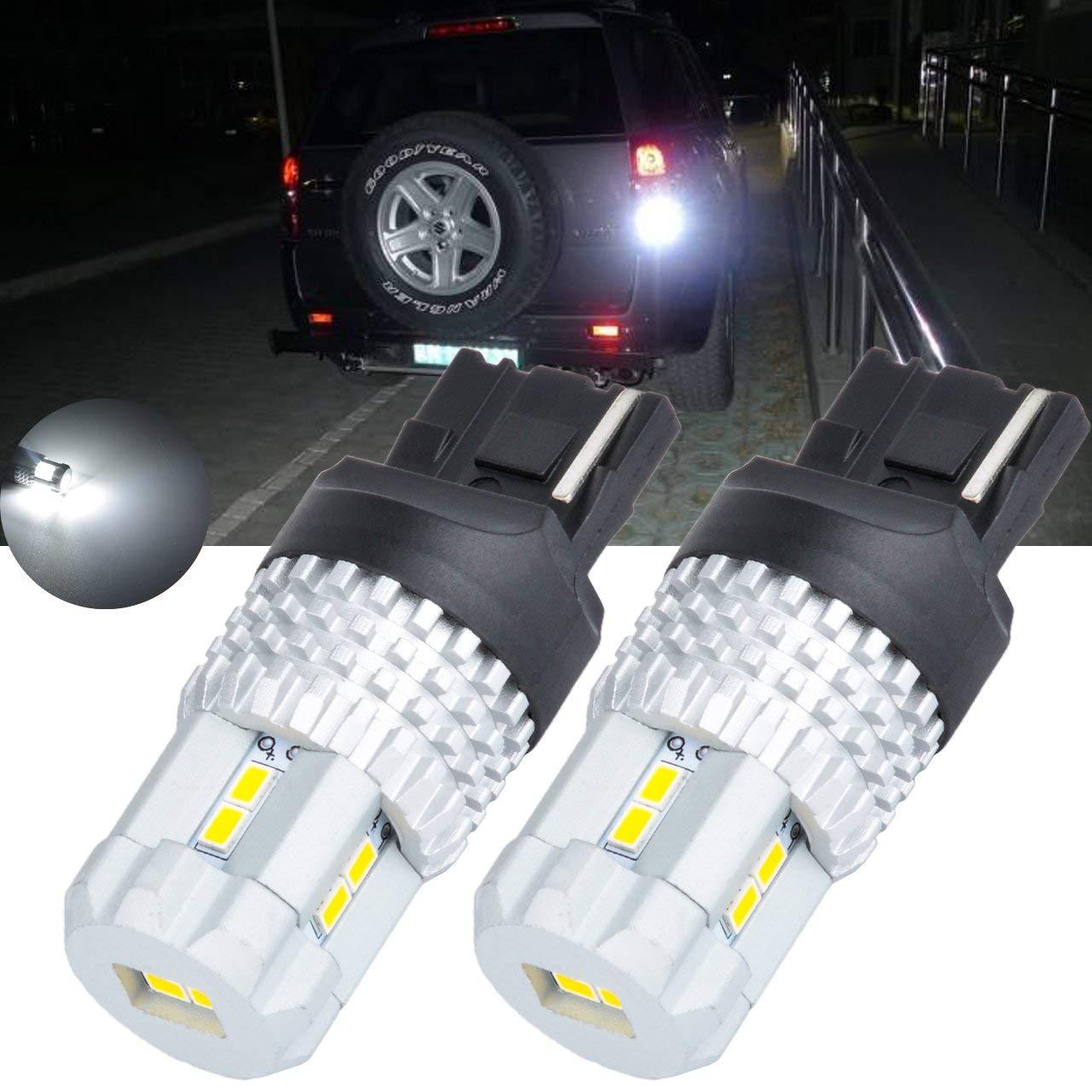To Make Car Led Bulb Using 3020 Smd Leds Electronic Circuit Projects