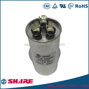 high voltage vacuum variable capacitor ac motor cbb65a-1 capacitor