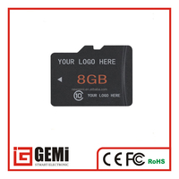 micro Wholesales real capacity high quality sd 2GB 4GB 8GB TF memory card