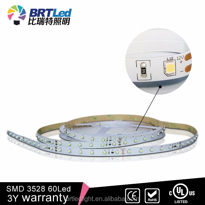 Good Price super brightness <strong>rgb</strong>/white/warm white SMD 3528 flexible led strip light with csa CE ROHS approved