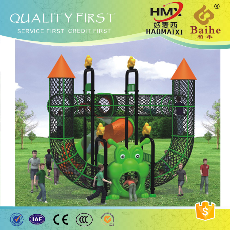 Unique design hot sale outdoor preschool playground equipment