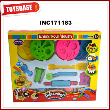 kids dinnerware sets clay tableware