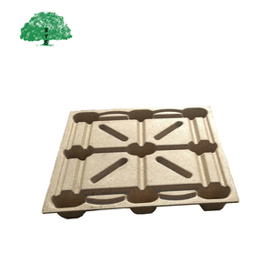 good quality cheap price compressed wood board four-way entry epal pallet