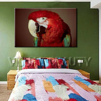 Wholesale High Quality Owl Art Print/Wall Decor Art Print On Canvas/Canvas Art Print