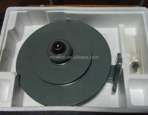 Special production speed reducer wheel