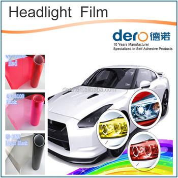 Dero Car Led Lamp Color Change Sticker - Buy Car Led Lamp Color ...