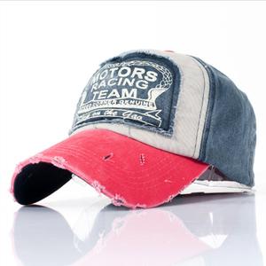 a42e4db4316 wholesale frayed denim baseball caps distressed washed baseball cap