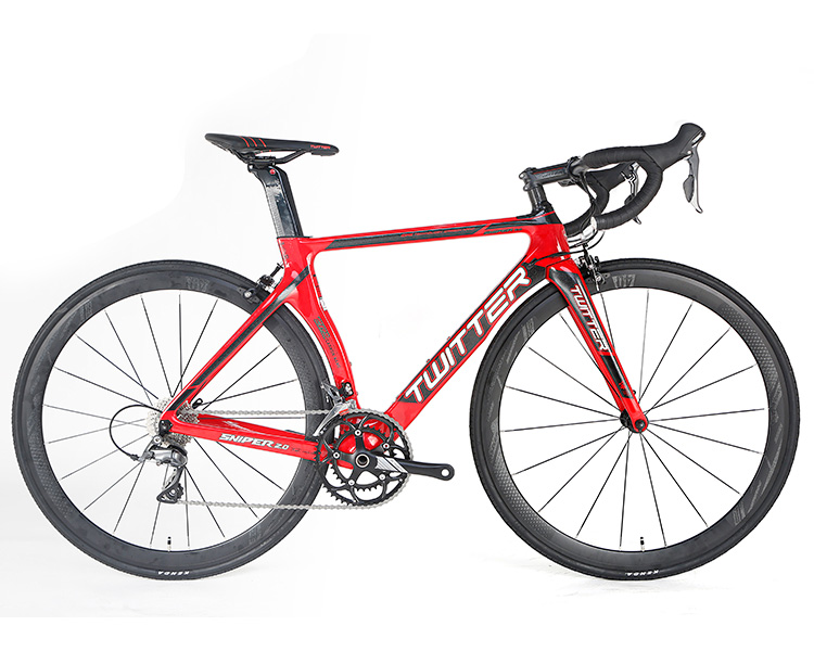 High Quality Carbon T800 Road Bike Frame 700c Road Racing Bike <strong>Bicycle</strong> for Adult