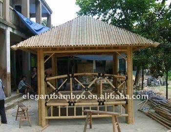 Bambus Pavillon Buy Bambus Pavillon Tropischen Pavillon Pergola