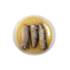 Best price 125G chinese canned sardines in vegetable oil