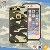 Low moq King style TPU+PC cheap for iphone 6 mobile phone case