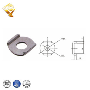 Toggle clamp accessories U shaped washer