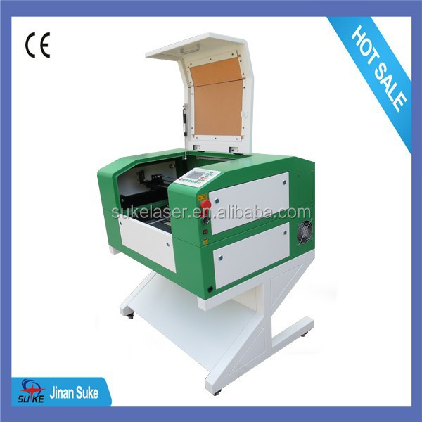 mini co2 laser galss engraving machine in sale
