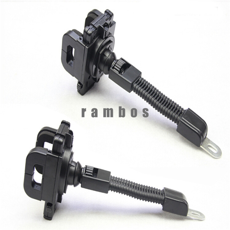 Hot 360 Rotation Mobile Phone PDA GPS MP4 Motorcycle Motorbike Holders Stand Mount Bracket