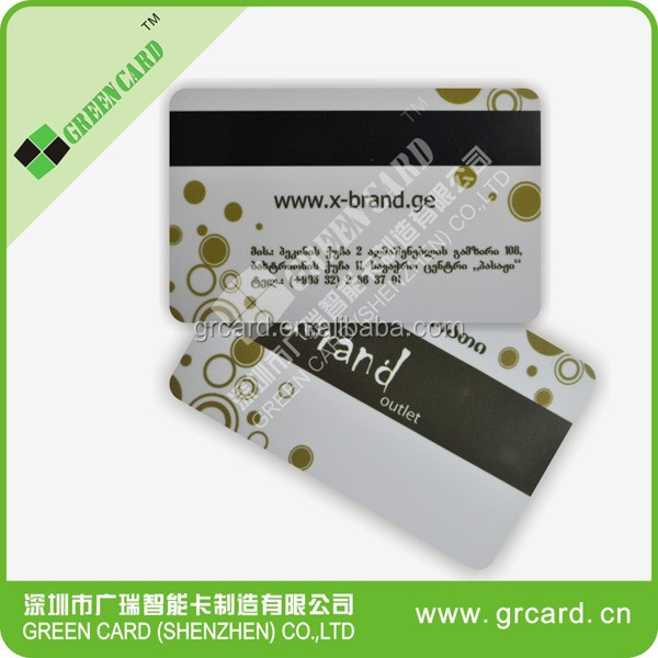 Buy cheap china four color business card printing products find four color printing pvc contactless ic smart cardrfid cardpvc blank card from reheart Gallery
