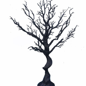 Customize centerpieces artificial dead tree trunk without leaves dry tree for wedding decoration tree trunks