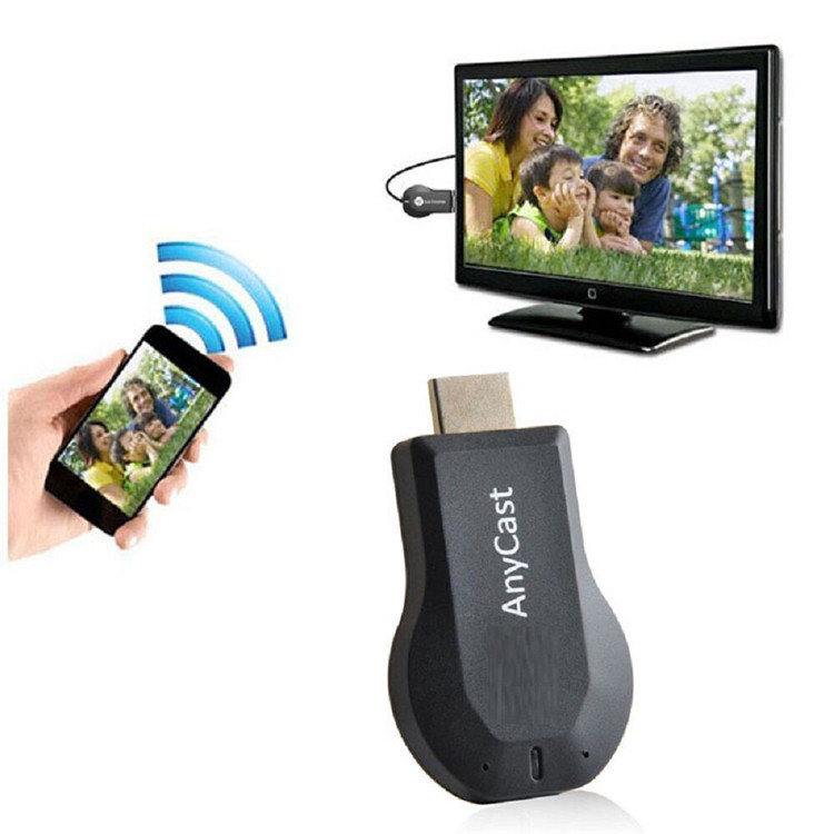 Wireless Display <strong>Dongle</strong> F1 1080P Adapter <strong>TV</strong> <strong>Stick</strong> Screen Mirroring Miracast DLNA Airplay Free Installation <strong>TV</strong> <strong>Dongle</strong>