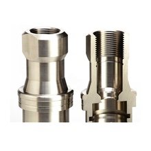<span class=keywords><strong>OEM</strong></span> ° c <span class=keywords><strong>정밀</strong></span> 5-축 CNC Machining Customized Stainless Steel 부