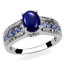 China lapis lazuli engagement ring wholesale Alibaba