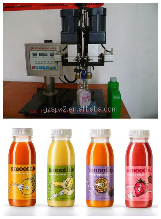 Full Automatic Screw Capping Machine for All Bottle Shape