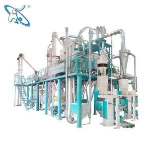 5-200TPD Grain Milling Machine For Making Maize/Corn Flour