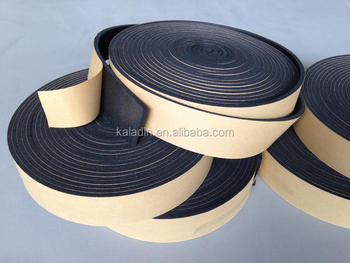 Wholesale rubber foam tape thermal insulation products buy thermal