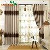 Cheap price custom style ready made draperies curtains