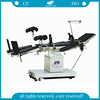 AG-OT021 CE ISO Multifunction operating hospital surgical instrument table