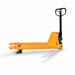 Ce Tuv Df Hand Foldable Pallet Truck Rubber Wheels Scale Parts,High Lift Hydraulic Pump 2 4 5 Ton Hand Pallet Truck