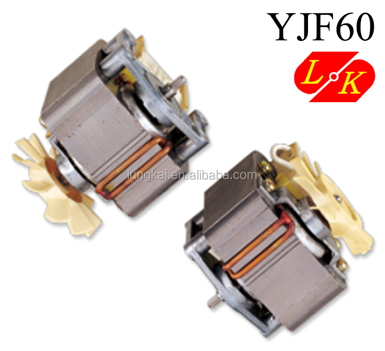YJF 60 ac synchronous motor for fan