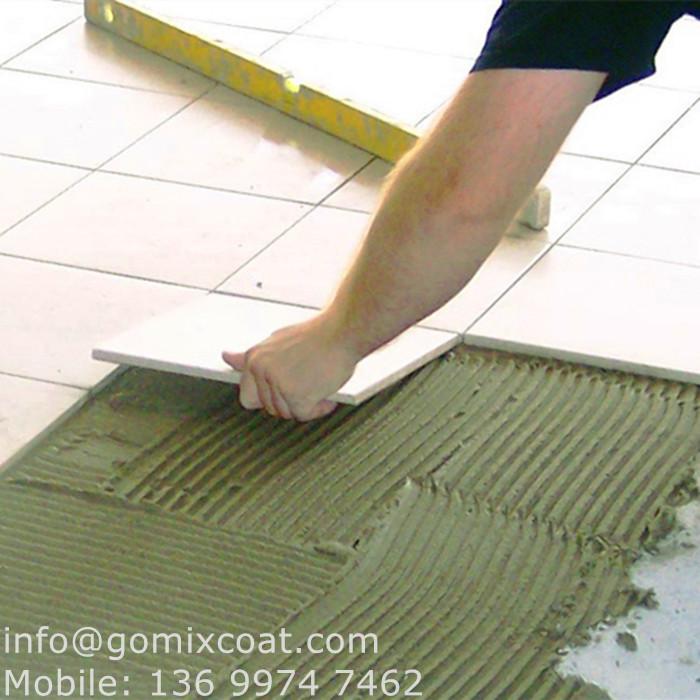 How To Glue Ceramic Tile With Gomix C1te Ceramic Tile Glue Buy How