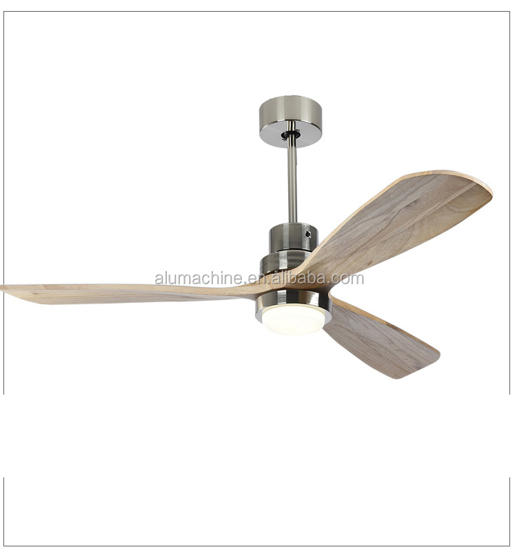 Wholesale Modern Style Fancy led Decorative Remote Control Ceiling Fan With Light