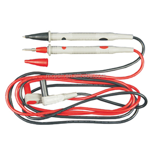 Mcp Ptl801-2 Multimeter Probe/multimeter Test Leads - Buy Test Probe,High  Frequency Probe,Electrical Testing Probes Product on Alibaba com