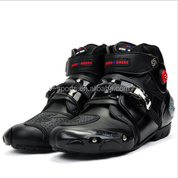 Herrenschuhe biker boots stiefel motorradfahrer