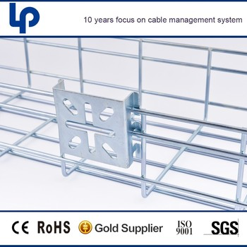 Hop Dip Galvanized China Suppliers Welded Wire Mesh Cable Tray With ...