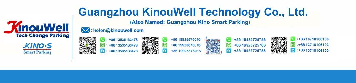 Guangzhou KINO Smart Parking Co , Ltd  - Lorawan parking space