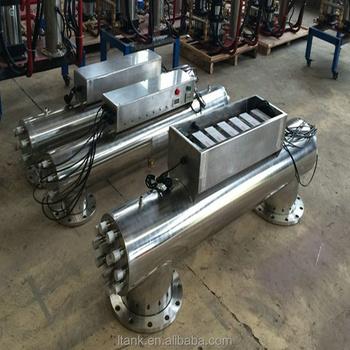 Filtro de agua luz uv esterilizador precio estanque for Precio estanque