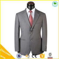 High end the man in the gray flannel suit , grey suit with best quality