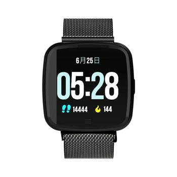 G12 Smart Sports Detachable and Waterproof Watch with Message and Health Monitor