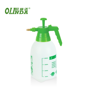 Best price popular 2L garden long nozzle mini mist power plastic hand pressure water pump sprayer