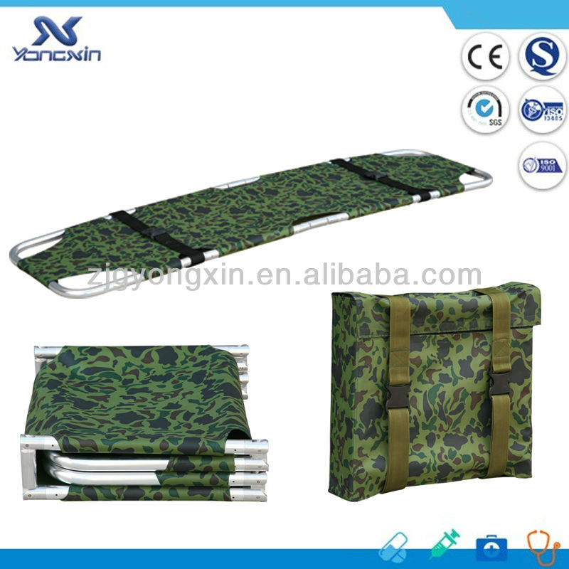 Battlefield Emergency Folding Stretcher YXZ-D-B6