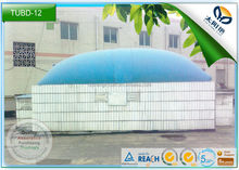 China home Biogas digester plant for manure waste