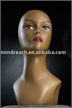 Wholesale price 100%human hair mannequin head wholesale mannequin head hair mannequin head