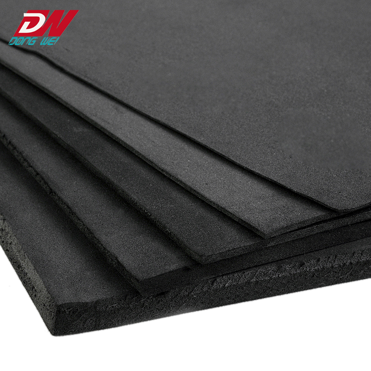 Anti - static anti - buffer color Eva foam pad foam pad material embossed eva foam sheet