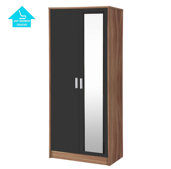 Design Moderne Uv Haute Surface En Verre 2 Portes Armoire Pas Cher