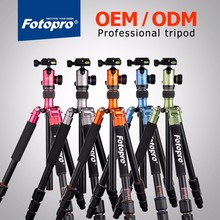 high quality professional video telescopic fancier tripod