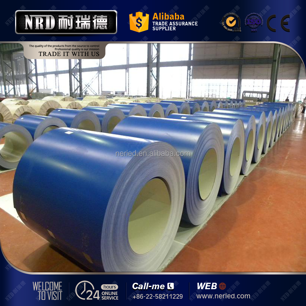 COLOUR COATED STEEL/PREPAINED STEEL COIL FROM CHINA MAIN LAND WITH LOW PRICE