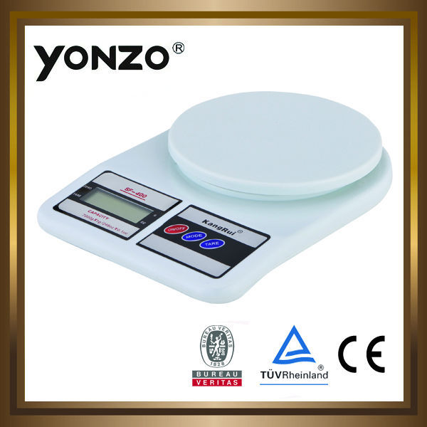 yonzo hot sell 7kg electronic kitchen scale online